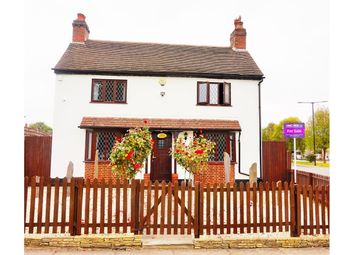 Thumbnail 4 bed detached house for sale in Slade Road, Four Oaks, Sutton Coldfield