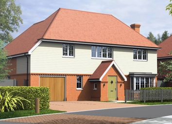 Thumbnail 4 bed detached house for sale in Hall Place, Hoath, Canterbury