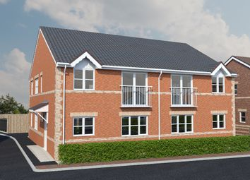 Thumbnail 2 bed end terrace house for sale in Noble Road, North Wingfield, Chesterfield