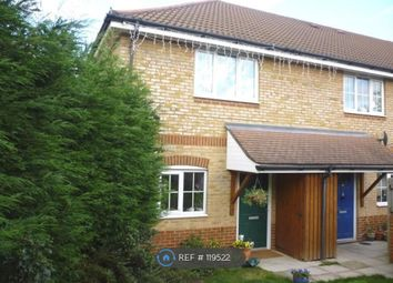 Thumbnail 2 bedroom end terrace house to rent in Hillingdon Rise, Sevenoaks