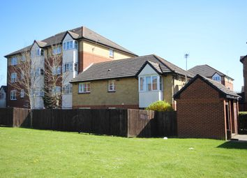 Thumbnail 2 bed flat for sale in Curtis Drive, London