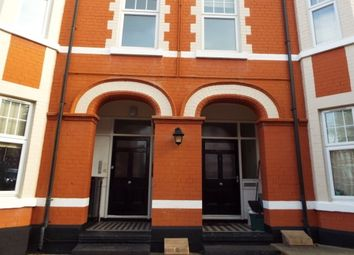 Thumbnail 2 bed flat to rent in Hawarden Road, Colwyn Bay