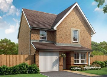 "Thumbnail 4 bed detached house for sale in ""Guisboro. 1"" at Acacia Way, Edwalton, Nottingham"