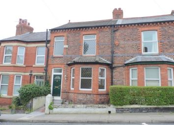 Thumbnail 2 bed terraced house to rent in Village Road, Bebington, Wirral