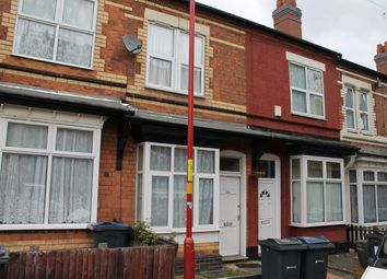 Thumbnail 2 bedroom terraced house for sale in Beeton Road, Winson Green, Birmingham