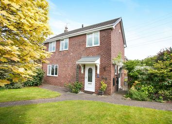 Thumbnail 3 bed detached house for sale in Barfold Close, Stockport