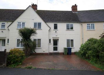 Thumbnail 3 bed terraced house to rent in Cowlsmead, Shurdington, Cheltenham
