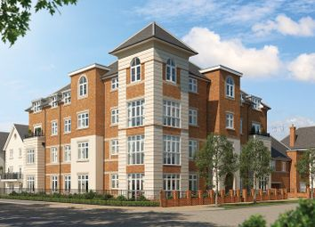 Thumbnail 1 bed flat for sale in The Bernet, Corunna, Inkerman Lane, Aldershot, Hampshire