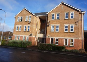 Thumbnail 2 bedroom flat to rent in Virgil Court, Cardiff