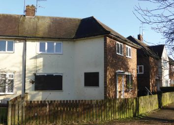 Thumbnail 3 bed semi-detached house for sale in Frome Road, Hull