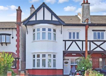 Thumbnail 4 bed semi-detached house for sale in Ederline Avenue, London, Norbury, Streatham