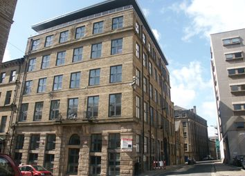 Thumbnail 1 bed flat to rent in Acton House, Scoresby Street, Bradford, West Yorkshire