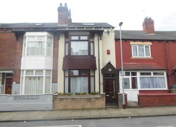Thumbnail 3 bed terraced house for sale in Broughton Terrace, Harehills