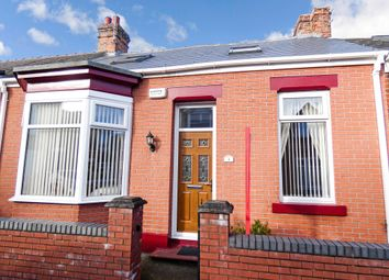 Thumbnail 4 bed cottage for sale in Hawarden Crescent, Sunderland