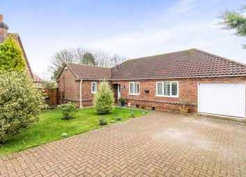 Thumbnail 3 bedroom bungalow for sale in Elsom Way, Lincoln Road, Horncastle