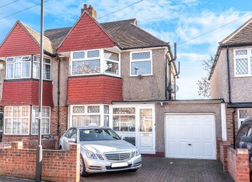 Thumbnail 3 bed semi-detached house for sale in Carisbrooke Road, Mitcham