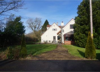 Thumbnail 5 bed detached house for sale in Five Roads, Llanelli