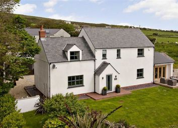 Thumbnail 5 bed detached house for sale in Middleton, South Gower, Swansea