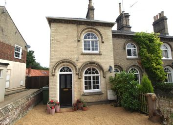 Thumbnail 2 bed end terrace house to rent in West End, Old Costessey, Norwich