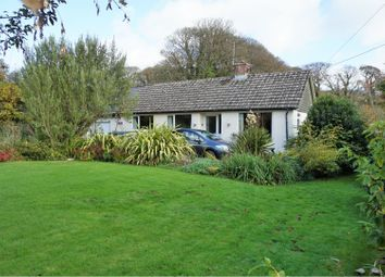 Thumbnail 4 bed detached bungalow for sale in St. Twynnells, Pembroke