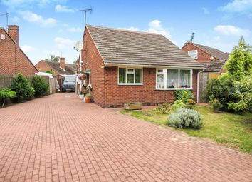 Thumbnail 3 bed detached bungalow for sale in Browning Street, Derby