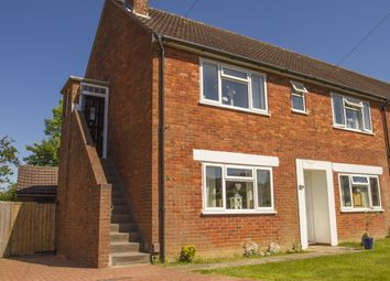 Thumbnail 3 bed maisonette for sale in Lime Grove, Warlingham, Surrey