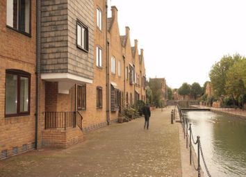 Thumbnail 1 bedroom detached house to rent in Waterman Way, London