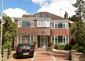 Thumbnail 6 bed detached house for sale in Rathgar Close, Finchley