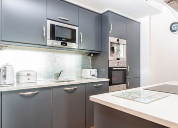 Thumbnail 2 bed flat to rent in The Oxygen, 18 Western Gateway, Royal Victoria, London