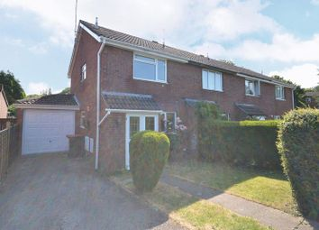 Thumbnail 2 bed terraced house to rent in Superb Modern House, Cwm-Cwddy Drive, Rhiwderin