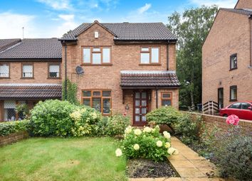Thumbnail 3 bed end terrace house for sale in Woodhouse Eaves, Northwood