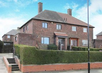 Thumbnail 3 bed semi-detached house for sale in Basegreen Drive, Sheffield, South Yorkshire