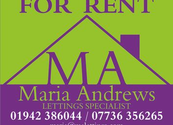 Thumbnail 3 bed semi-detached house to rent in Bowness Ave, St Helens