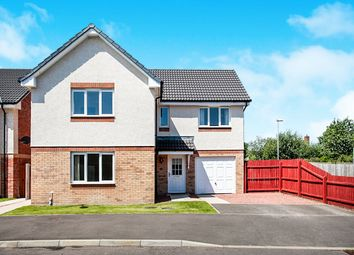 Thumbnail 4 bed detached house for sale in Keswick Place, Dumfries