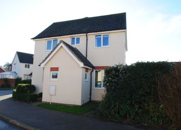 Thumbnail 3 bed semi-detached house to rent in Chestnut Road, Tasburgh, Norwich