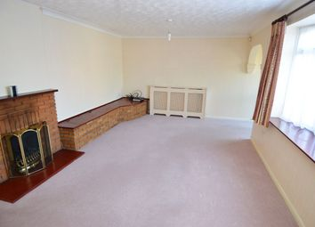 Thumbnail 2 bed bungalow to rent in Miller Close, Bromsgrove
