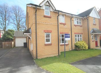 Thumbnail 3 bed semi-detached house for sale in Sails Drive, York