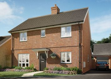 Thumbnail 4 bed detached house for sale in Juniper Park, Bramley Road, Aylesbury