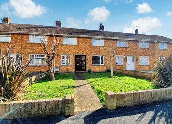 Thumbnail 3 bed terraced house for sale in Highfield Avenue, Fareham, Hampshire