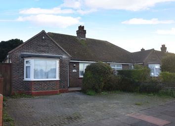 Thumbnail 3 bed semi-detached bungalow for sale in Sackville Road, Broadwater, Worthing