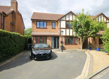 Thumbnail 5 bed detached house for sale in Shipton Close, Great Sankey, Warrington