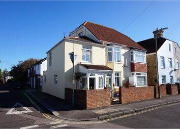 Thumbnail 4 bed semi-detached house for sale in Gosport Road, Lee-On-The-Solent