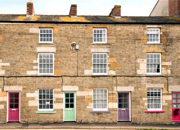Thumbnail 3 bed terraced house for sale in Rope Walks, Bridport, Dorset