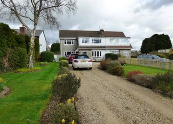 Thumbnail 4 bed semi-detached house for sale in Church Road, Frampton Cotterell, Bristol