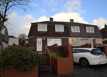 Thumbnail 3 bed semi-detached house for sale in Shrewsbury Road, Plymouth, Devon