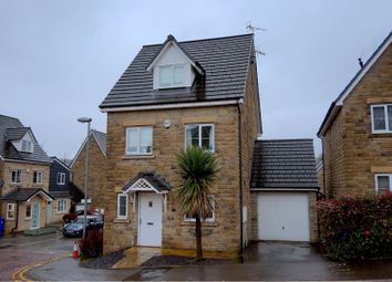 Thumbnail 4 bed detached house for sale in Earnshaw Clough, Mossley