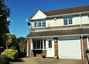 Thumbnail 3 bed semi-detached house for sale in Dormand Drive, Peterlee