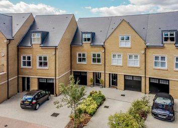 Thumbnail 4 bed town house for sale in Queenswood Crescent, Englefield Green, Egham