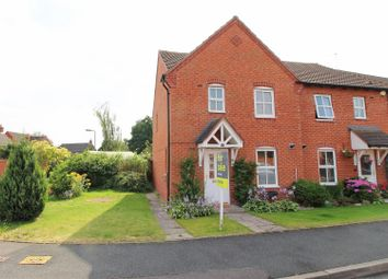 Thumbnail 3 bed semi-detached house for sale in Windmill Meadow, Wem, Shrewsbury