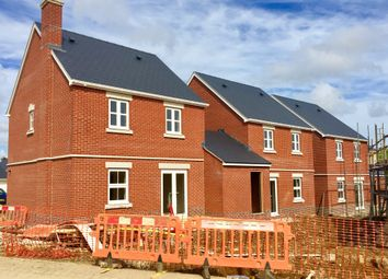 Thumbnail 3 bed detached house for sale in Holzwickede Court, Weymouth